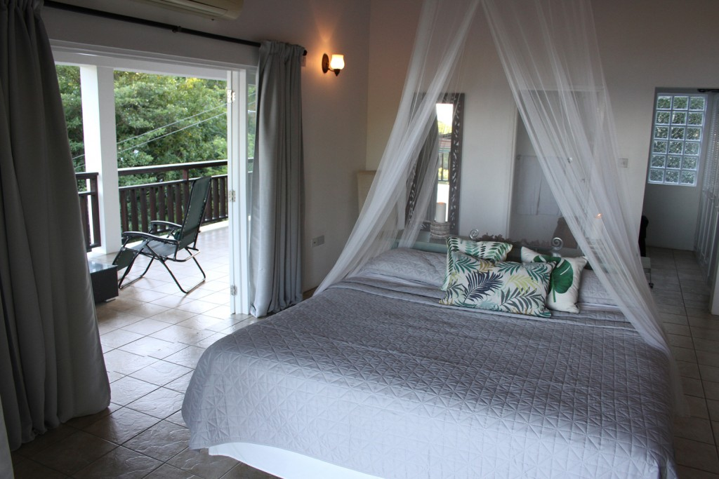 marigot st lucia villa for sale bedroom 2