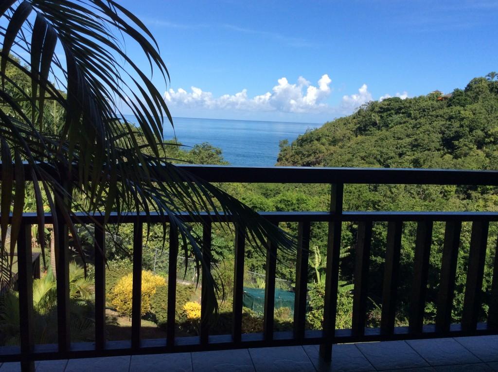 marigot st lucia villa for sale view