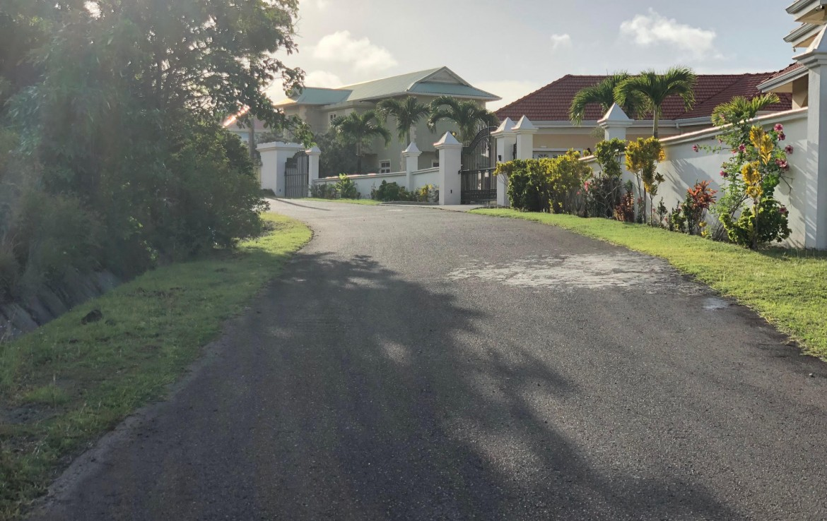 south hills cap estate st lucia lot for sale
