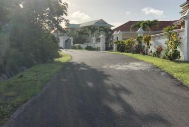 south hills cap estate st lucia lot for sale