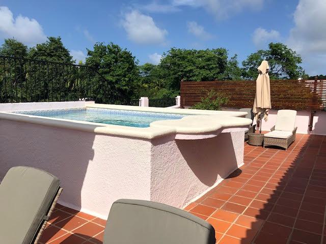 cap maison st lucia villa for sale outdoor pool