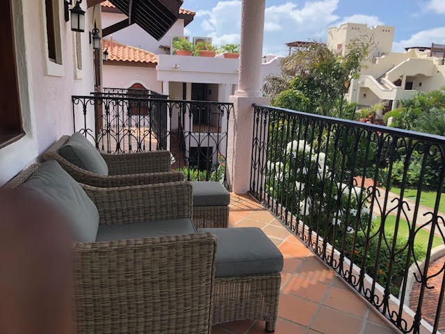 cap maison st lucia villa for sale balcony