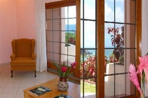 villa for sale in micoud st lucia living