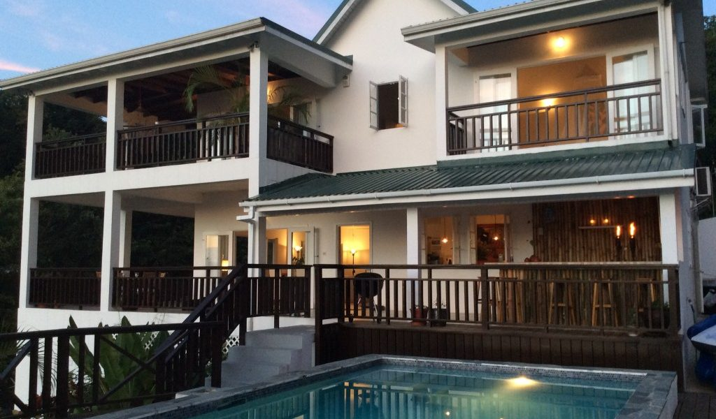 marigot bay st lucia 3 bed vill for sale