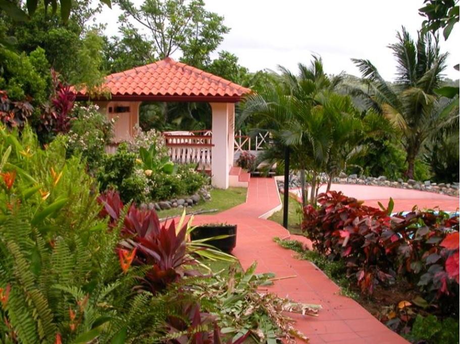 escap st lucia villa for sale garden