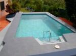 villa at Escap for sale pool on estatern side