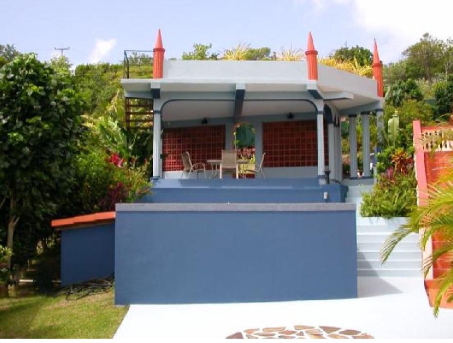 escap st lucia villa for sale small pool
