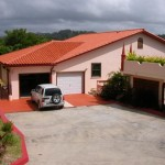 villa for sale in st lucia with two swimming pools