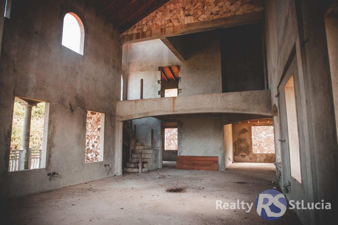 real estate for sale in st lucia cap estate