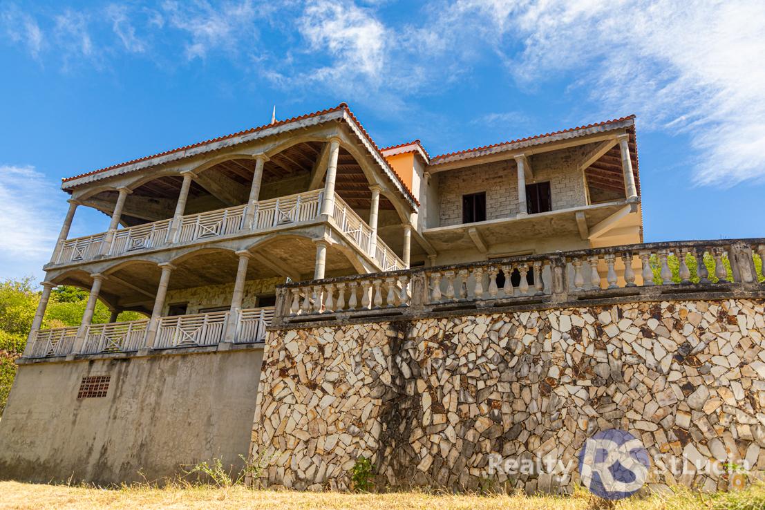 st lucia villas for sale