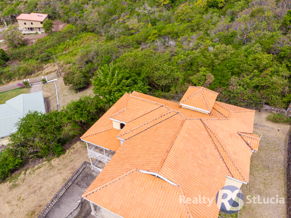 house and land for sale in st lucia