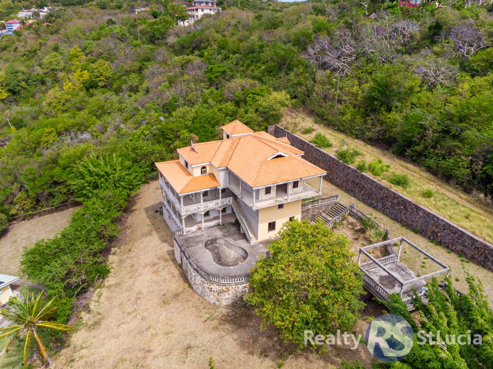 st lucia real estate for sale villa golf park