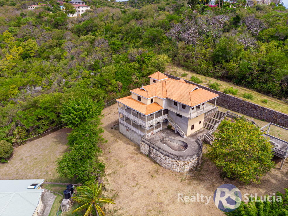 st lucia real estate for sale villa
