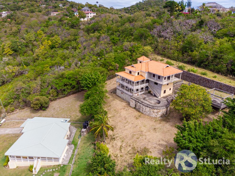 st lucia real estate for sale golf park villa