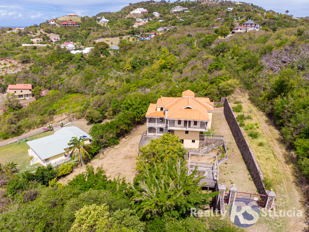 st lucia real estate for sale south hills