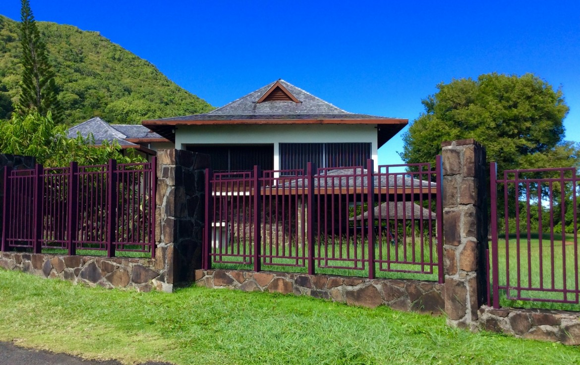 houses for sale in st lucia rodney bay front of house