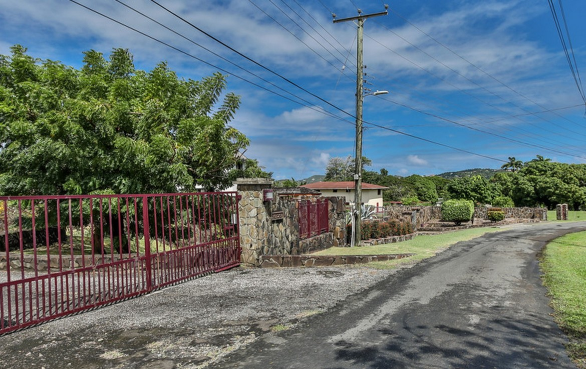 cap estate st lucia houses for sale gate