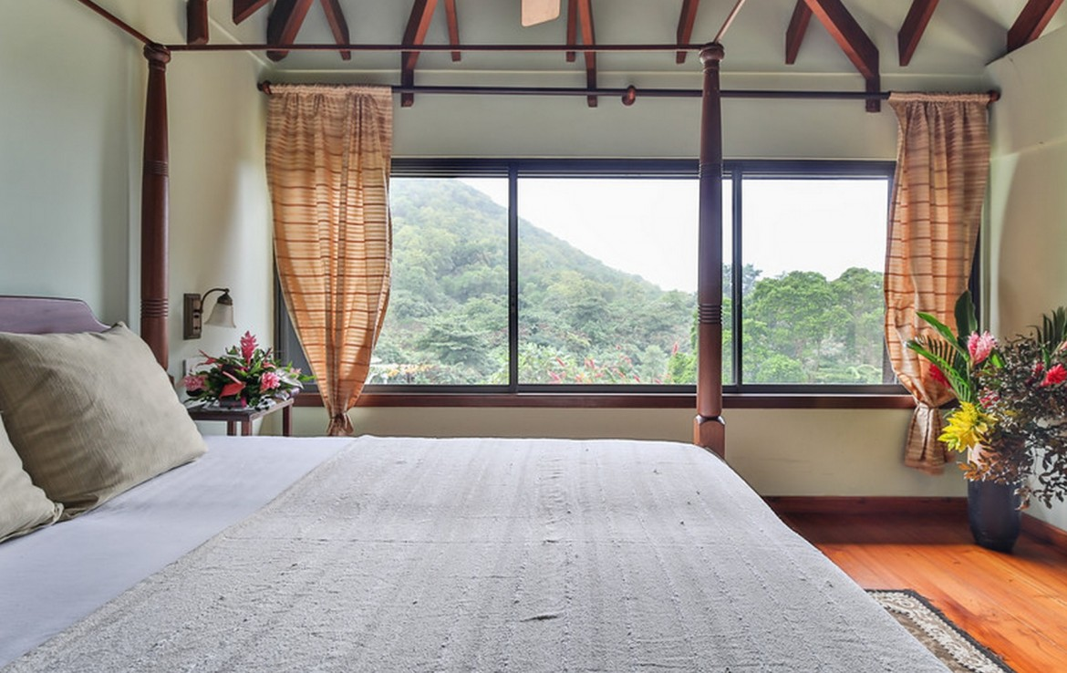 st lucia realty for sale master bedroom