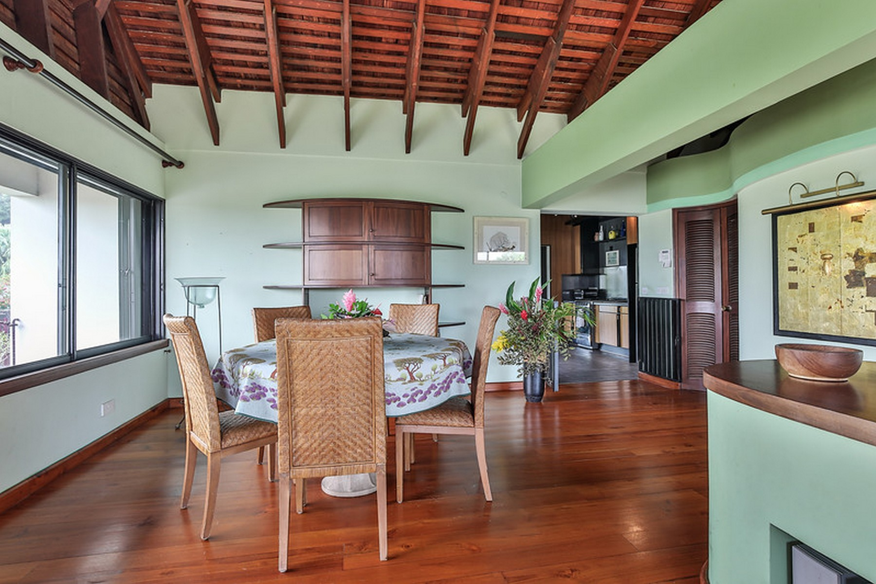 houses for sale in st lucia rodney bay living area