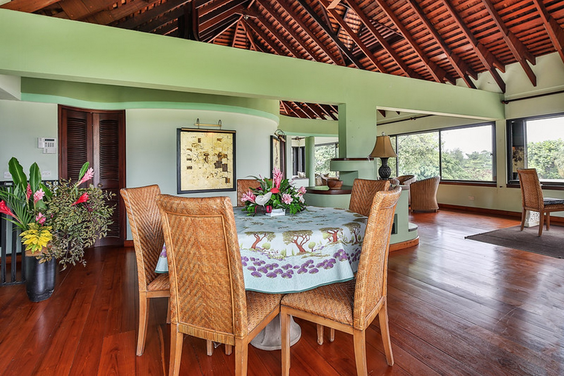 houses for sale in st lucia rodney bay living room