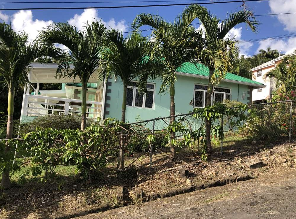buying a house in st lucia morne fortune