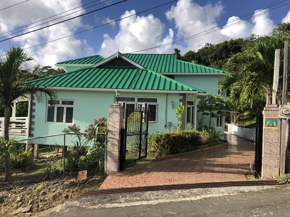 buying a house in st lucia village