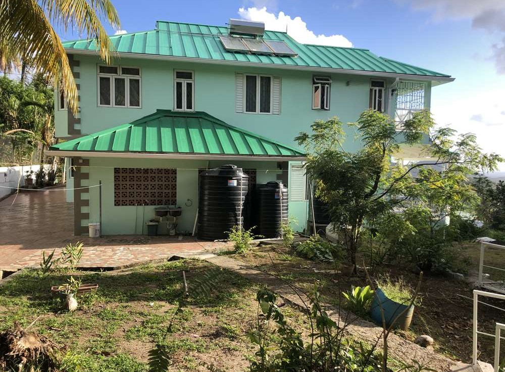 buying a house in st lucia dennery
