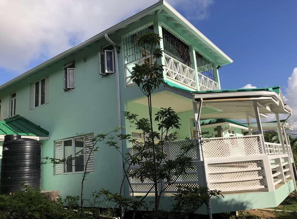 buying a house in st lucia soufriere