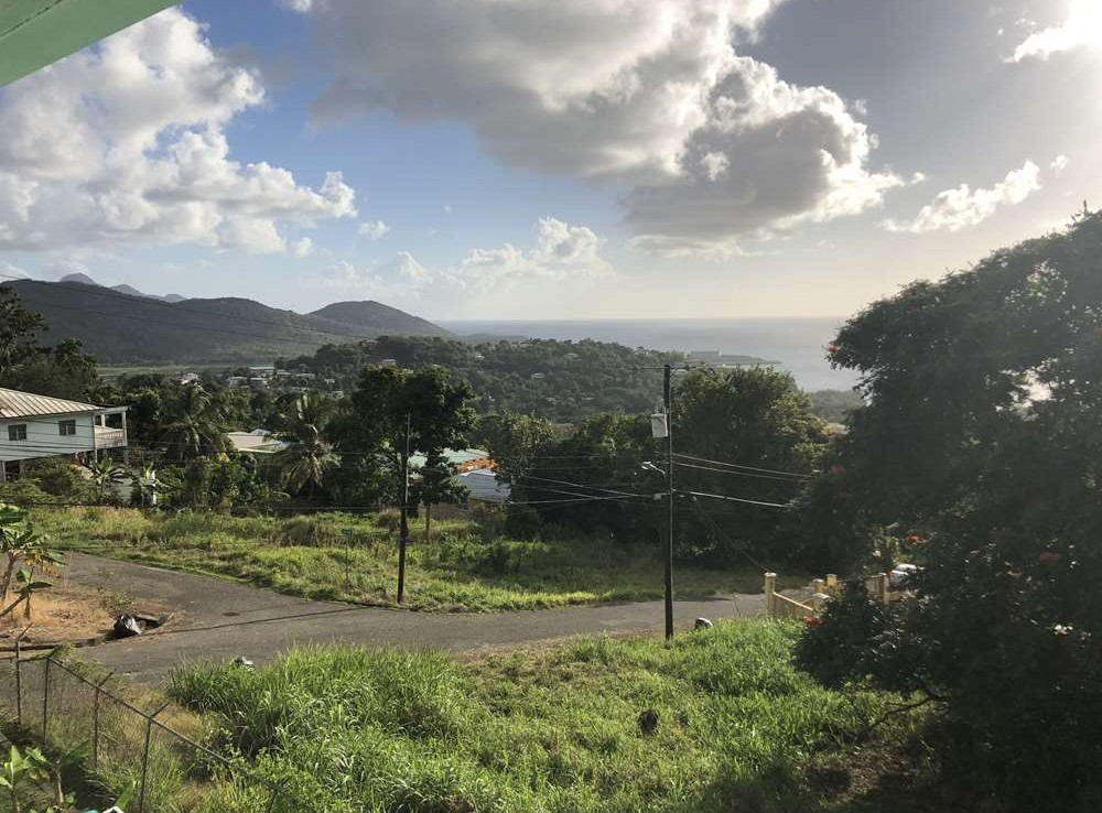 houses for sale in morne fortune st lucia view caribbean sea view
