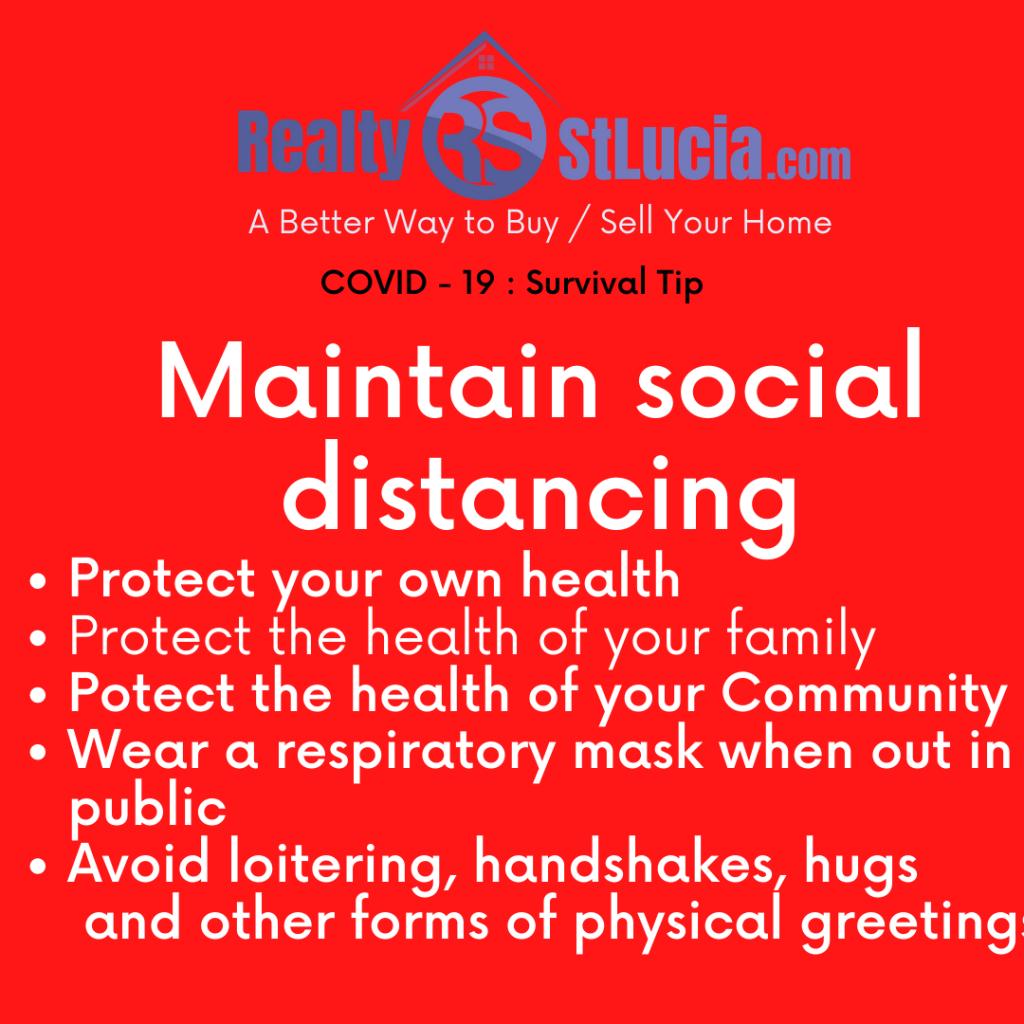 COVID-19 Practice Social Distancing