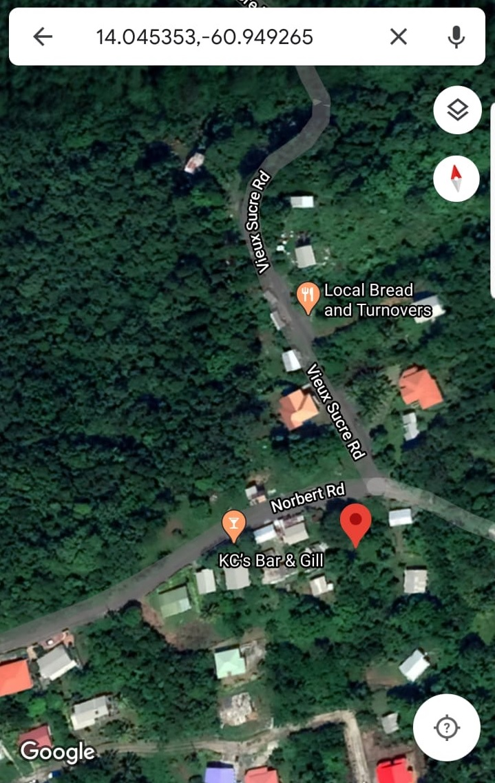 Lot for sale at Vieux Sucriere Gros Islet