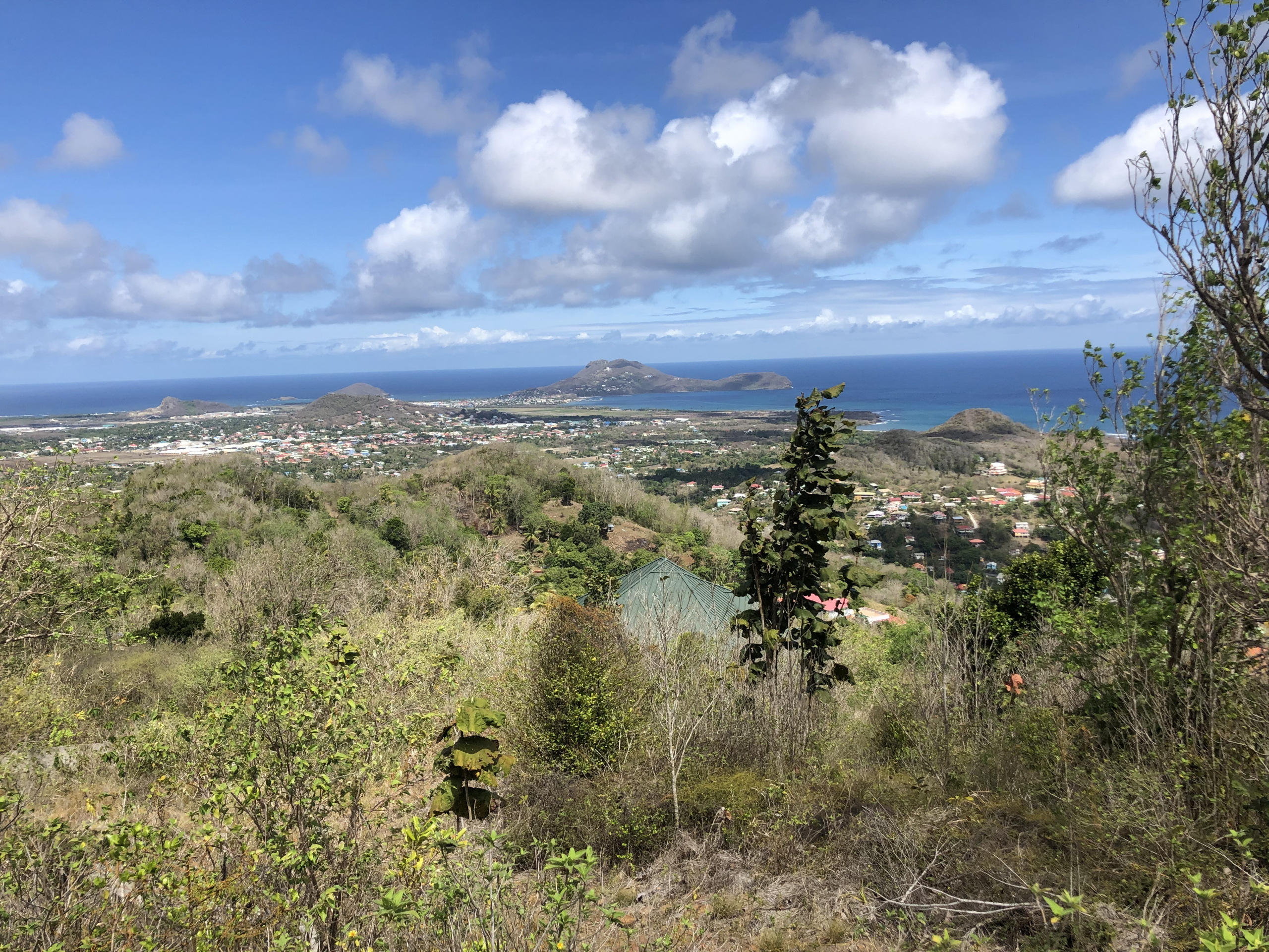 land for sale in laborie saint lucia