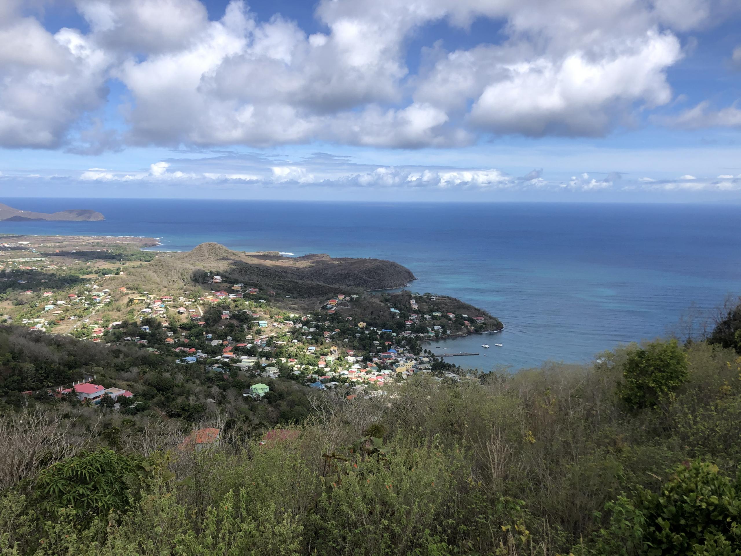 Laborie St Lucia, Morne LeBlanc Land for Sale 22,139 sq ft