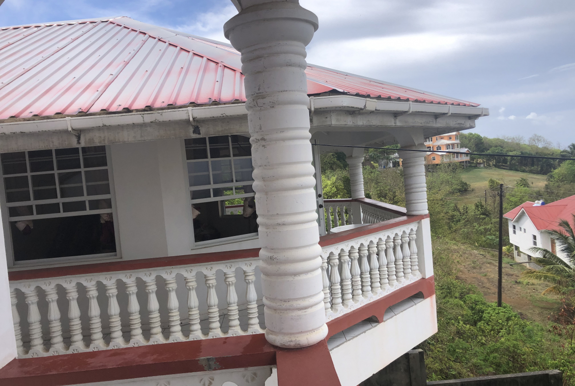 st lucia property taxes