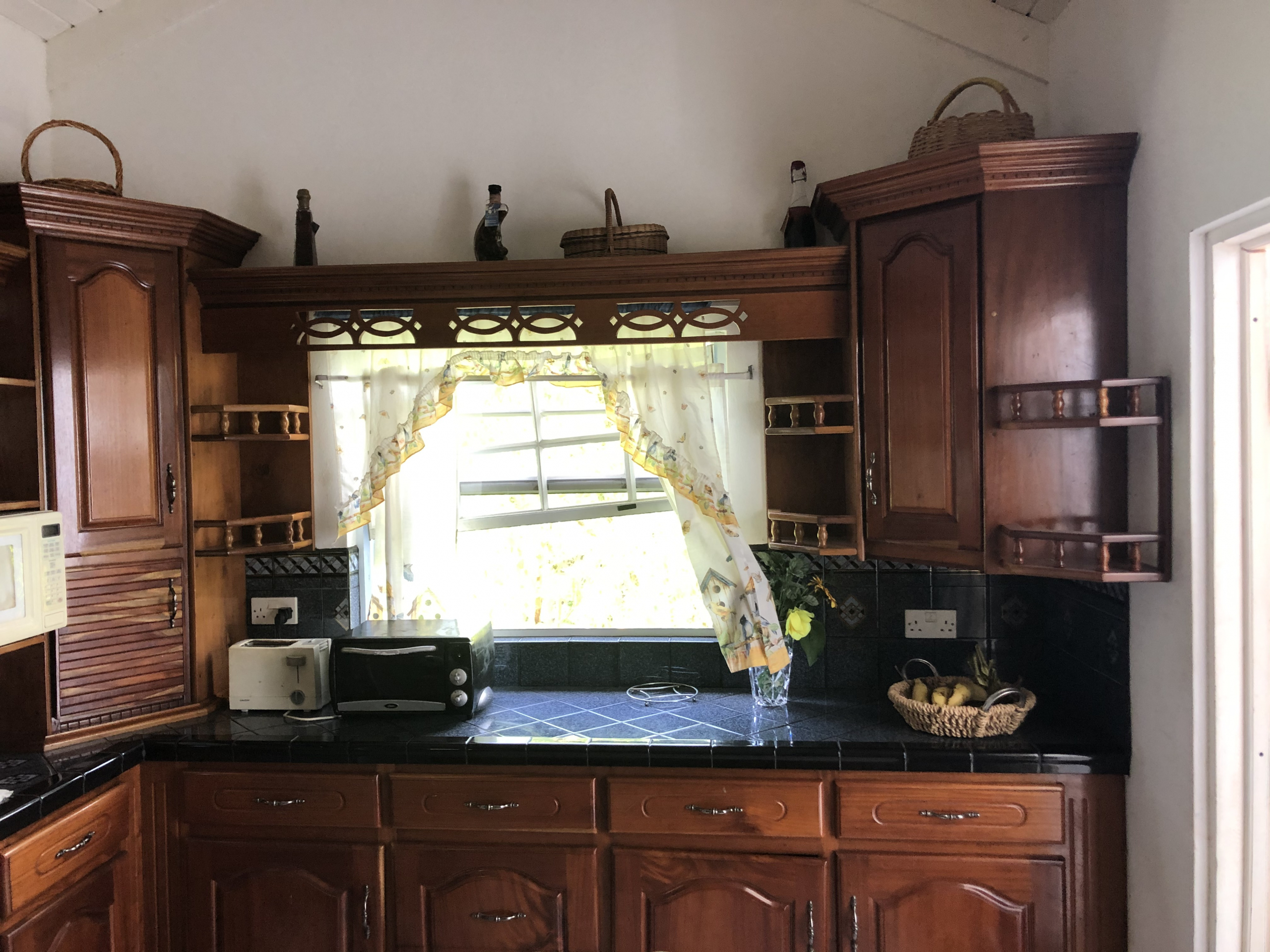 hotel for sale in vieux fort st lucia microwave