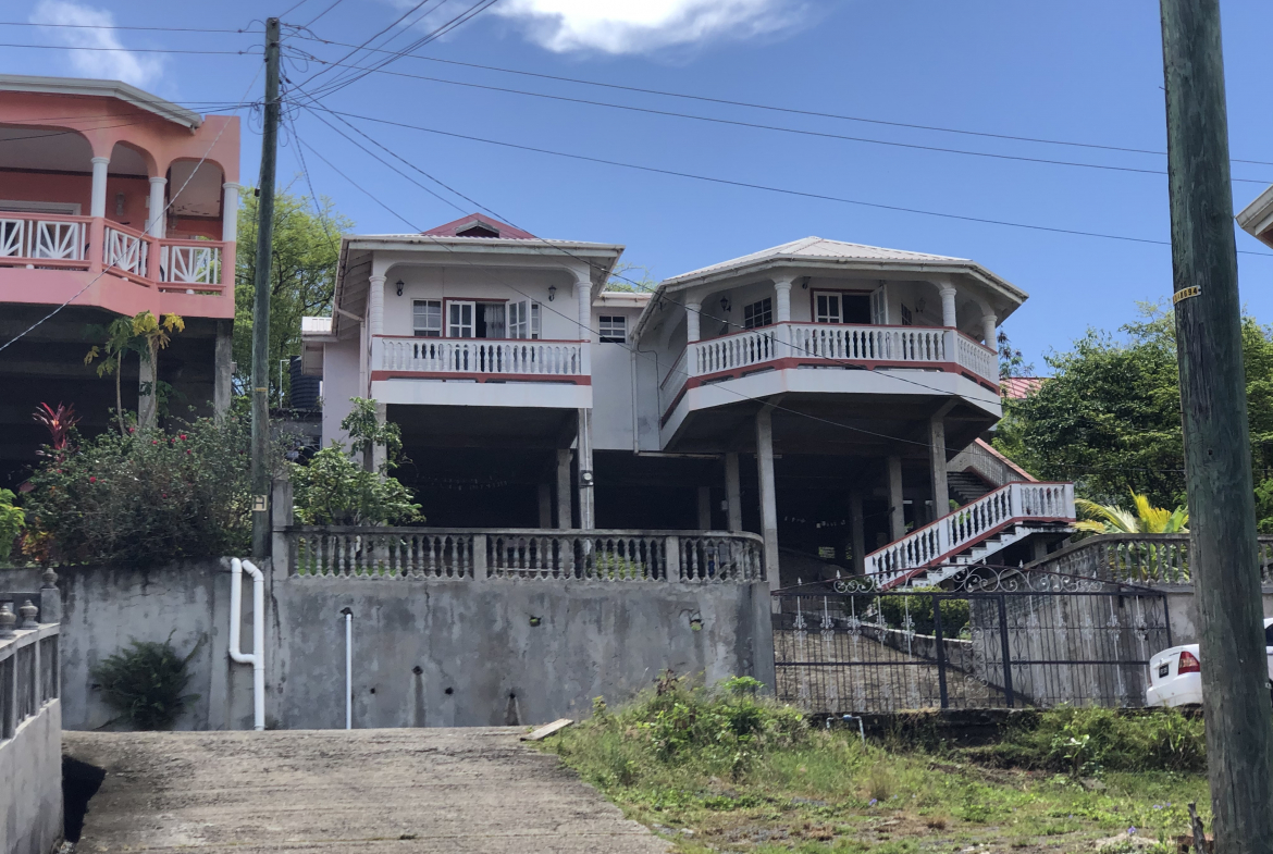 House For Sale in Laborie St Lucia