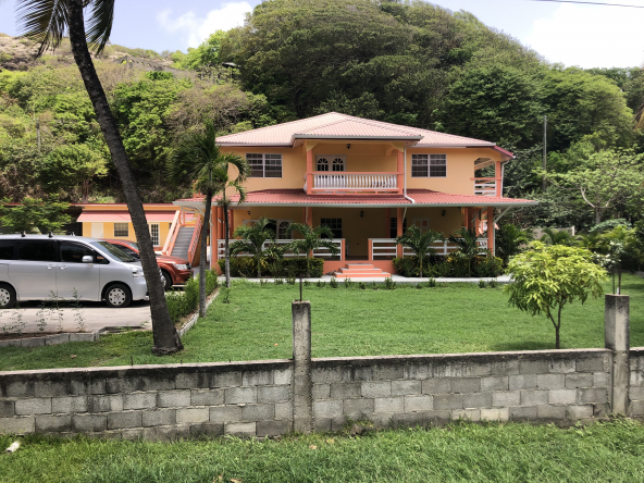 hotel for sale in vieux fort st lucia walls