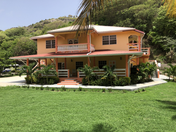 hotel for sale in vieux fort st lucia side
