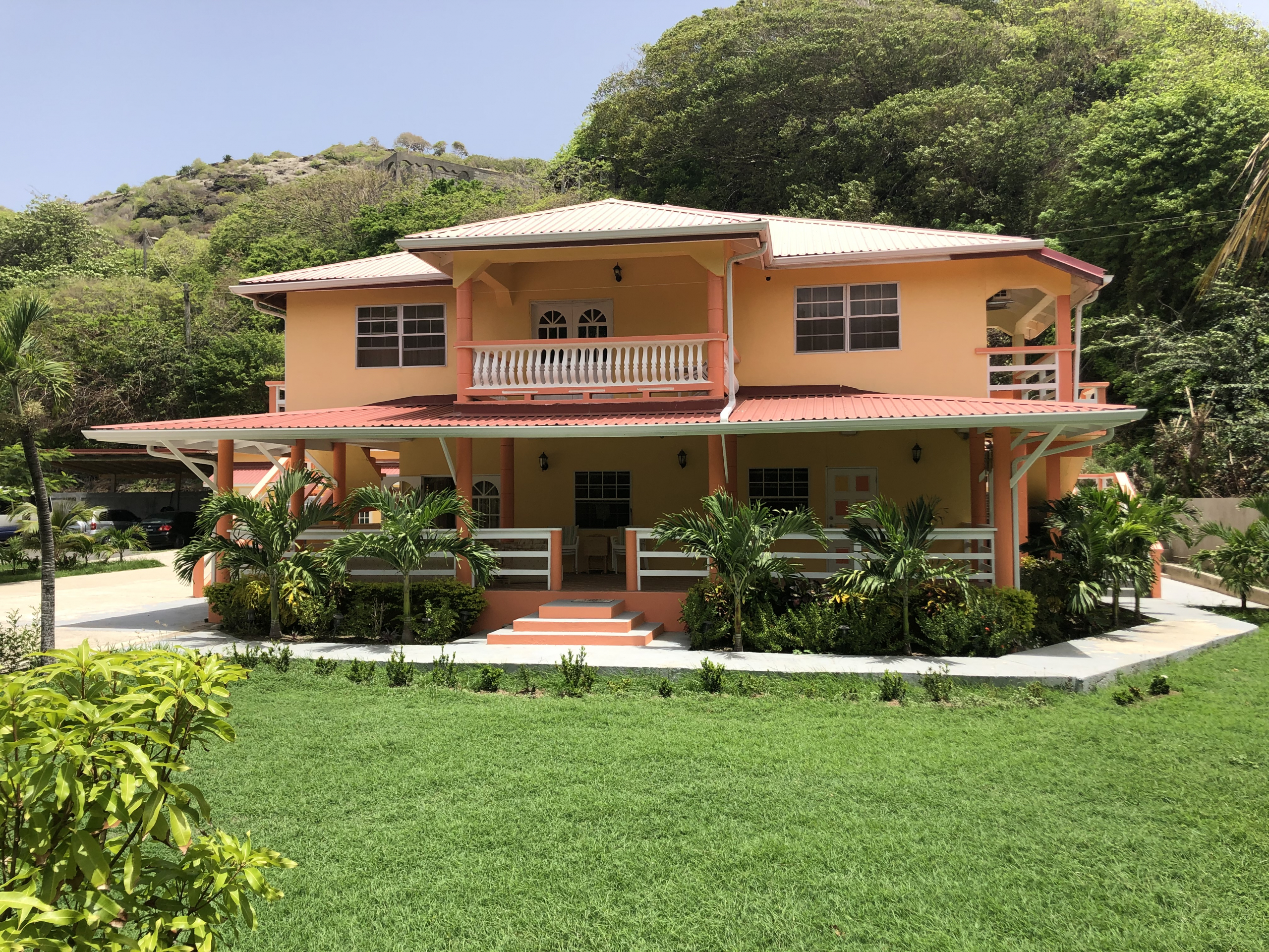 hotel for sale in vieux fort st lucia frony