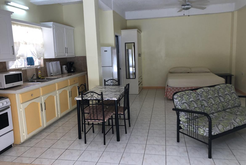 marigot bay st lucia villa for sale kitchenette