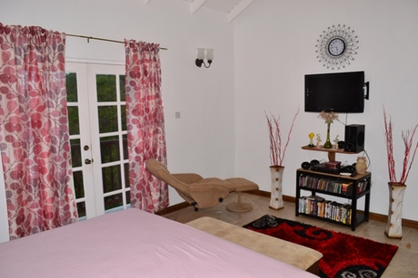 house for sale in beausejour st lucia bed room