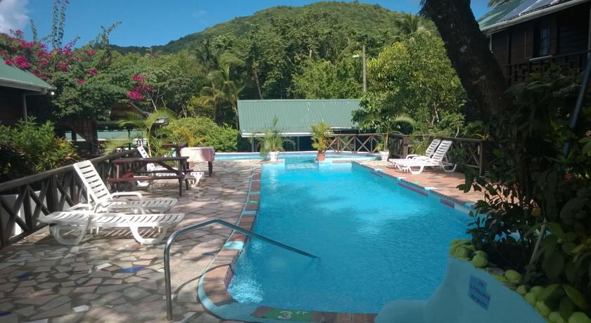 marigot bay st lucia villa for sale pool