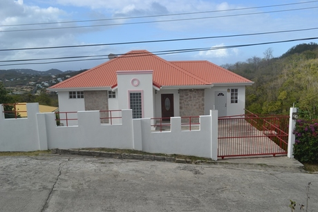 villa for sale at Beausejour Gros-Islet