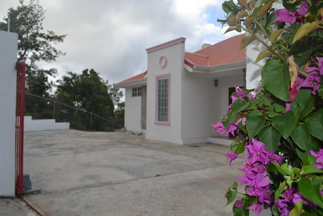 house for sale in beausejour st lucia