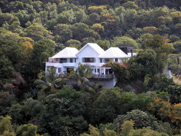 villa blue maho for sale st lucia