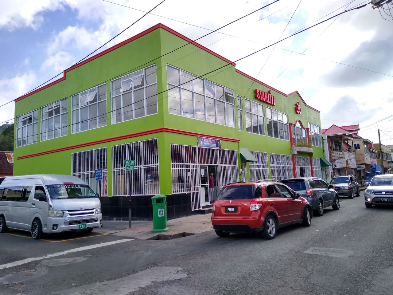 Commercial Rental Space In A Newly Built Building castries