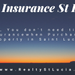 Title Insurance In St Lucia