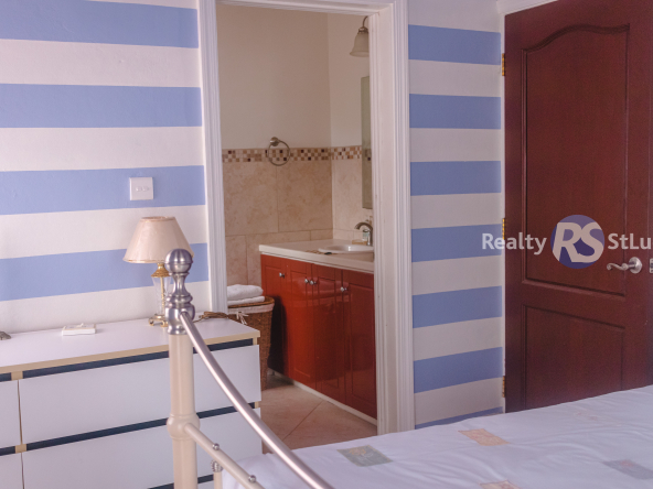 Houses For Sale In Saint. Lucia bedroom