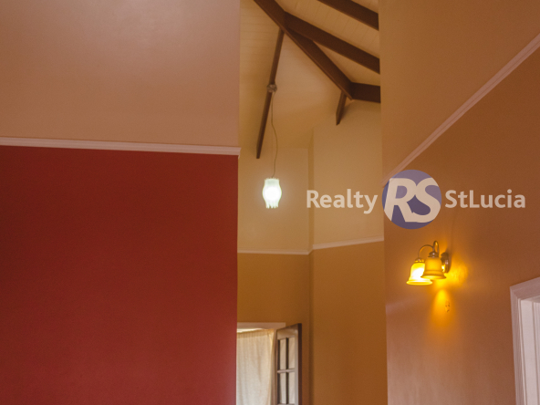 Houses For Sale In Saint. Lucia living