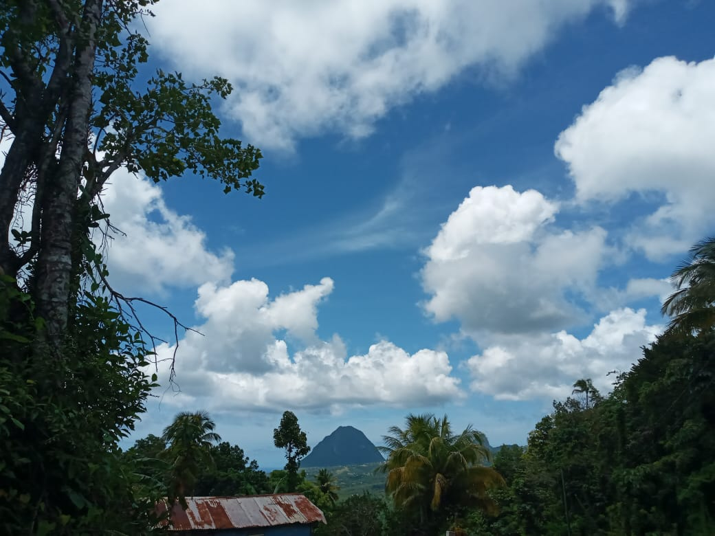 Houses For Sale In St Lucia piton view